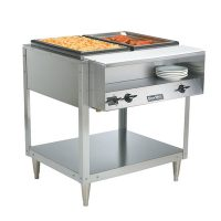 Vollrath ServeWell Electric Hot Food Table 38116 - 2 Wells