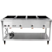 38218 Vollrath ServeWell Electric Hot Food Table 38218 - 4 Wells