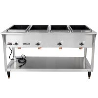38219 Vollrath ServeWell Electric Hot Food Table 38219 - 5 Wells