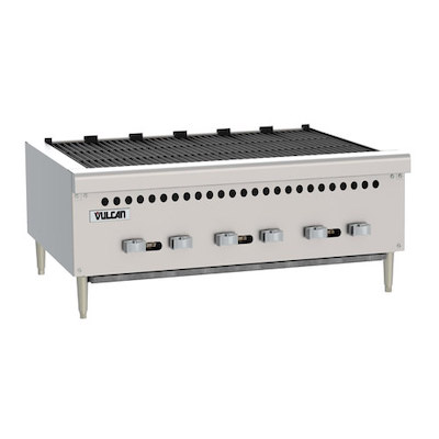 Vulcan Commercial Gas Charbroiler VCRB47 - 116,000 BTU/Hr