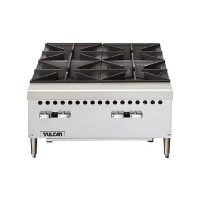 VCRH24 Vulcan Commercial Gas Hot Plate VCRH24 - 100,000 BTU/Hr