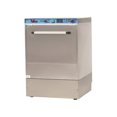 Alfa Undercounter Dishwasher V500DP - 30 Racks/Hr, High Temp