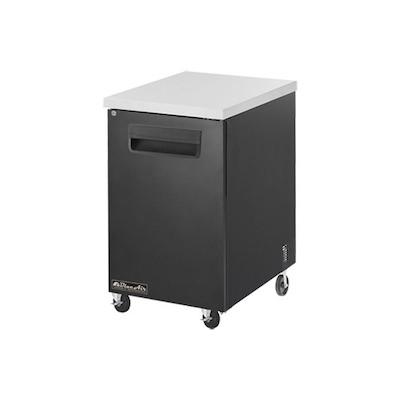 Blue Air Back Bar Refrigerator BBB23-1B