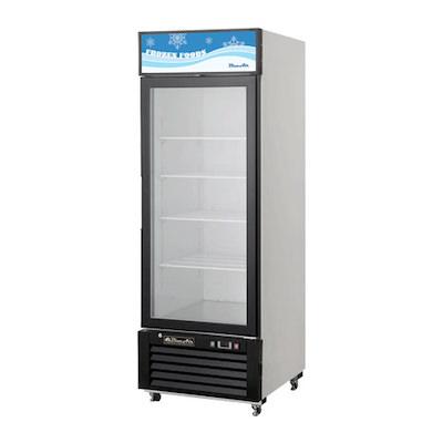 Blue Air Merchandising Freezer BKGF23 - One Door