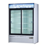 Blue Air Merchandising Refrigerator BAGR48 - Two Door