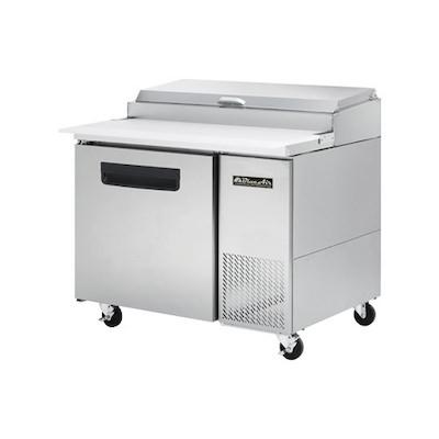 "Blue Air Pizza Prep Refrigerator BAPP44 - 44"""
