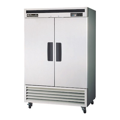 Blue Air Reach In Freezer BSF49 - Two Door