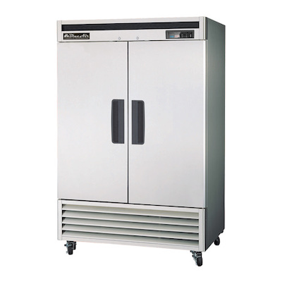 Blue Air Reach In Refrigerator BSR49 - Two Door