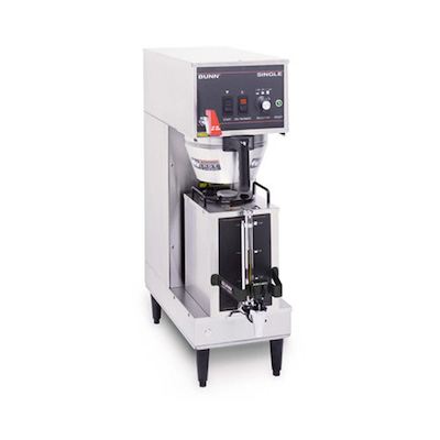 Bunn Single Shuttle Coffee Brewer SINGLE -