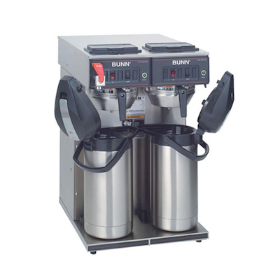 Bunn Twin Airpot Coffee Brewer CWTF-TWIN-APS -