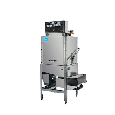 CMA Door Type Dishwasher 180 - 60 Racks/Hr, High Temp