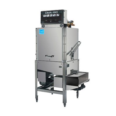 CMA Door Type Dishwasher 180T - 60 Racks/Hr, High Temp