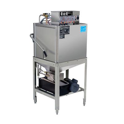 CMA Door Type Dishwasher EST-AH - 40 Racks/Hr, Low Temp