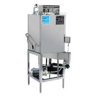 CMA Door Type Dishwasher EST-AH-EXT - 40 Racks/Hr, Low Temp