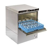 CMA Undercounter Glasswasher 181GW - 30 Racks/Hr, High Temp