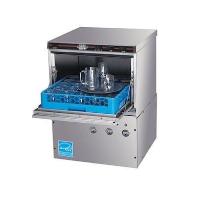 CMA Undercounter Glasswasher GL-X - 30 Racks/Hr, Low Temp