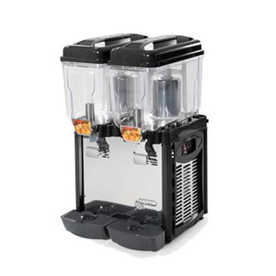 Cofrimell Cold Beverage Dispenser CD2J - 2 Bowl
