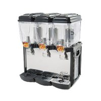 Cofrimell Cold Beverage Dispenser CD3J - 3 Bowl