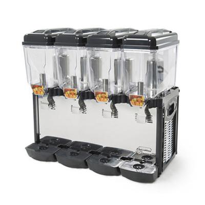Cofrimell Cold Beverage Dispenser CD4J - 4 Bowl