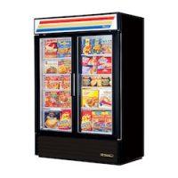 Merchandising Freezers | Reach-in Freezer Merchandisers