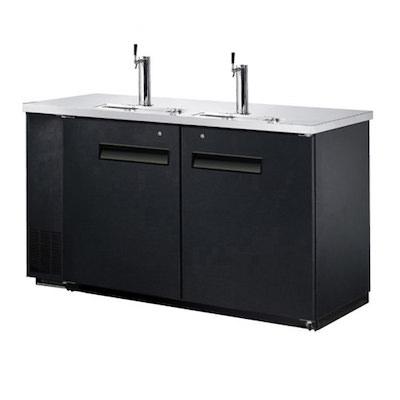"""EFI Direct Draw Refrigerator CBBDD2-48CC - 48"""""""