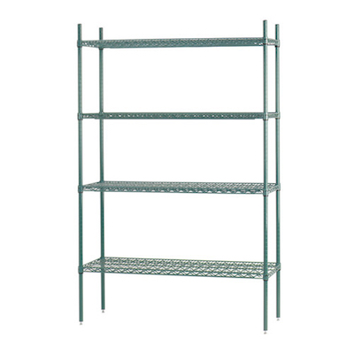 "EFI Epoxy Wire Shelving N-S1442EP - 14"" X 42"""