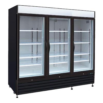 "EFI Merchandising Refrigerator C3-78GD - 78"""