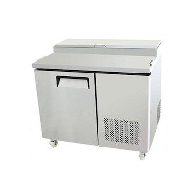 """EFI Pizza Prep Refrigerator CPDR1-27VC - 44"""""""