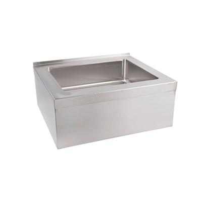 "EFI Stainless Steel Mop Sink SIM2510 - 25""x21""x10"""