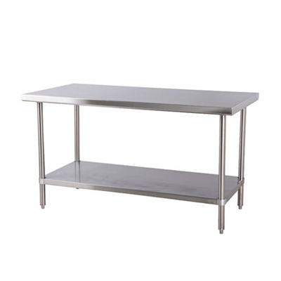 "EFI Stainless Steel Work Table T2424 - 24"" x 24"""