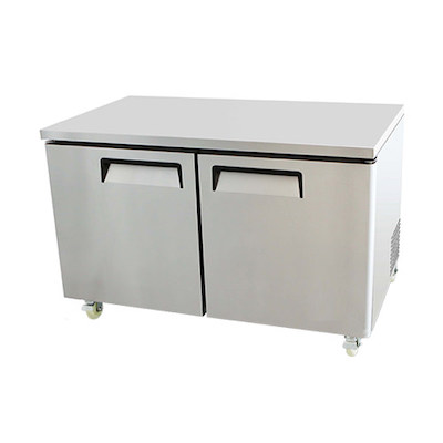 EFI Undercounter Freezer FUDR2-60VC - Two Door