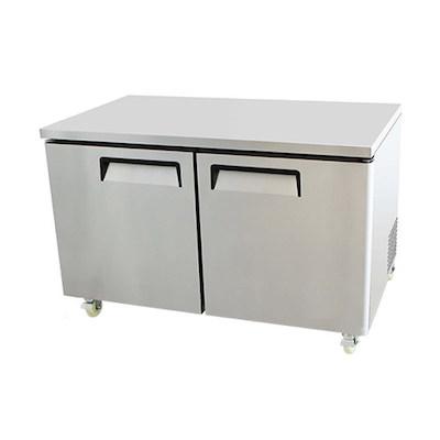 """EFI Undercounter Refrigerator CUDR2-48VC - 48"""", Two Door"""