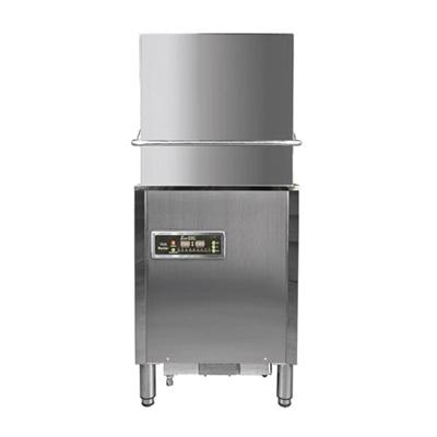 Ecomiser Door Type Dishwasher SR-04-T - 55 Racks/Hr, High Temp