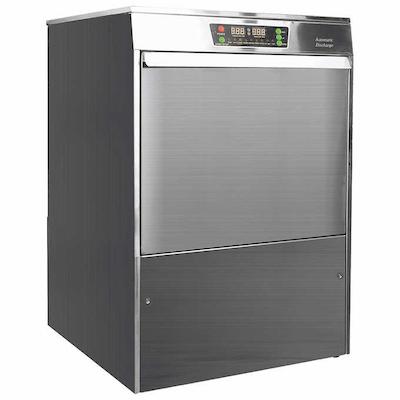 Ecomiser Undercounter Dishwasher SU-01 - 40 Racks/Hr, High Temp
