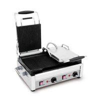 "Eurodib Commercial Panini Grill SFE02365-240 - 10"" x 20"""