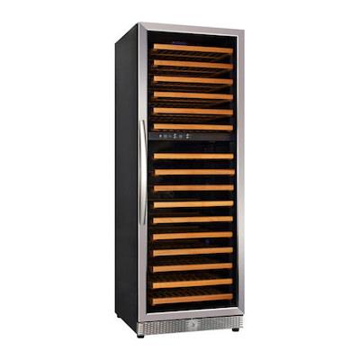 "USF128D Eurodib Glass Door Wine Merchandiser USF128D - 64"""