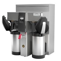 Fetco Dual Airpot Coffee Brewer CBS-2132XTS-3L -