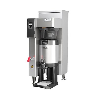 Fetco Single Shuttle Coffee Brewer CBS-2151XTS -