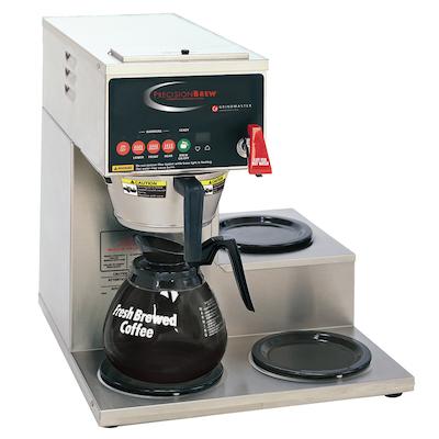 B-3 Grindmaster Automatic Decanter Coffee Brewer B-3 - 3 Warmer