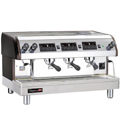 ESP3-220V Grindmaster Cecilware Espresso Machine ESP3-220V - 3 Group