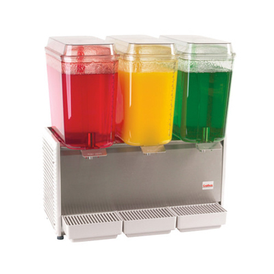 D35-4 Grindmaster Crathco Cold Beverage Dispenser D35-4 - 3 Bowl