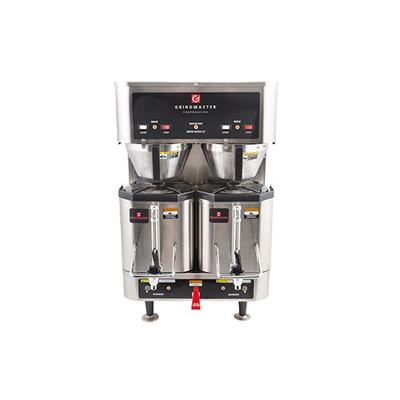 P400E Grindmaster Dual Shuttle Coffee Brewer P400E - 600 Cups/hr