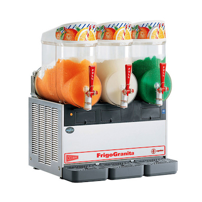 Grindmaster Frozen Beverage Dispenser MT3UL - 3 Bowl