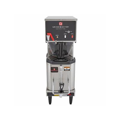 P200E Grindmaster Single Shuttle Coffee Brewer P200E - 400 Cups/hr