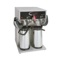 Grindmaster Twin Airpot Coffee Brewer B-DAP -