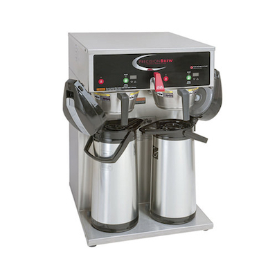 Grindmaster Twin Airpot Coffee Brewer B-DAP -