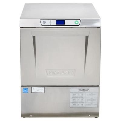 LXEH-1 Hobart Sanitizing Undercounter Dishwasher LXEH-1 - Hot Water