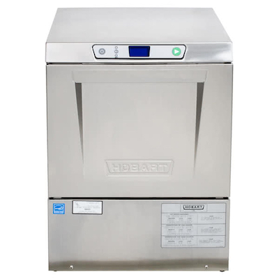 LXEH-5 Hobart Sanitizing Undercounter Dishwasher LXEH-5 - Hot Water