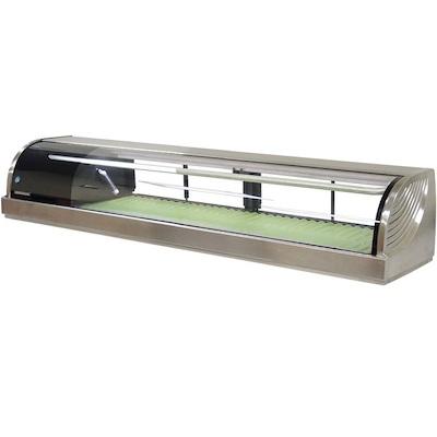 "HNC-180BA-SL Hoshizaki Refrigerated Sushi Display Case HNC-180BA-SL - 71"""
