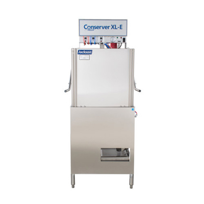 CONSERVER-XL-HH Jackson Door Type Dishwasher CONSERVER-XL-HH - 39 Racks/Hr, Low Temp